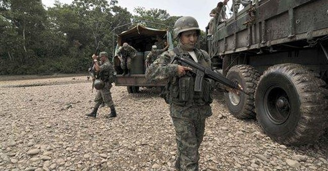 Behind the Colombia-Ecuador-Venezuela Border Fracas