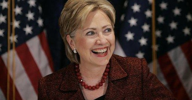 Clinton Has Only One Plausible Path to the Nomination