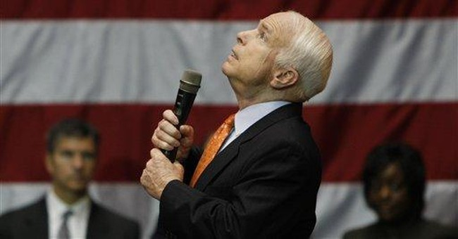 How McCain can stay in the news