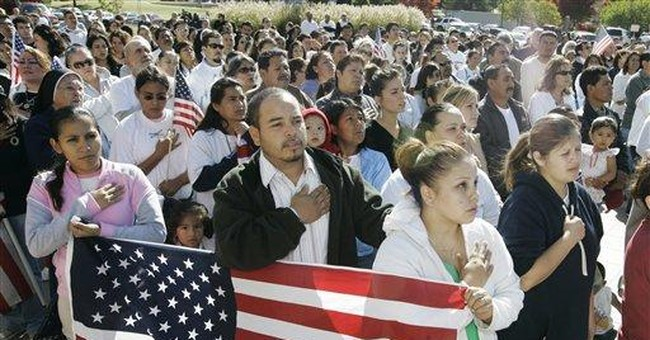 The Free Market and U.S. Immigration Policy