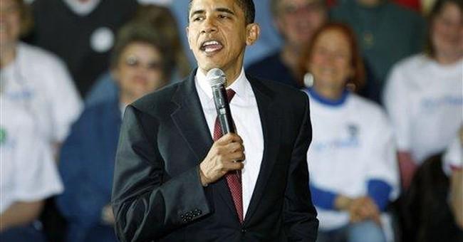 Super Delegates Lining Up for Barack Obama