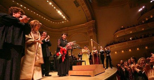 Opera Orchestra of NY cancels Domingo performance