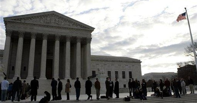 Candidates Must Trump Justice Department in DC Gun Case