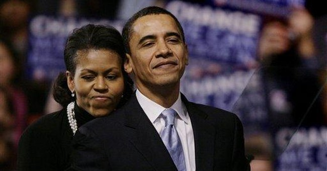 Obama Surge Creates Problems for Jesse and Al