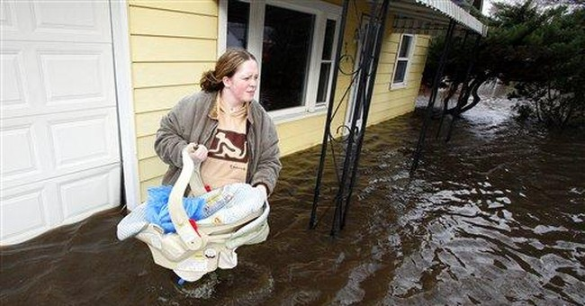 Flood level in S. Ind.'s Jackson County goes down