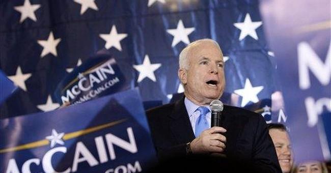 McCain to Pharmaceutical Innovators: Drop Dead