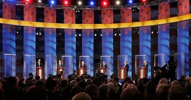 NH Republicans: Dear Fox News, Please Change the Debate Rules