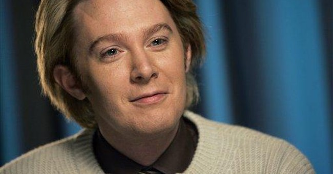 American Idol's Clay Aiken Running for Congress
