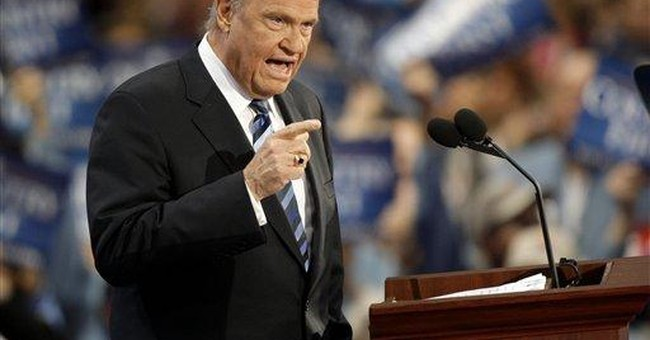 Former U.S. Senator Fred Thompson Has Died