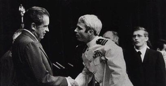 John McCain Accused of Living It Up at Hanoi Hilton; Twitter Does Not Disappoint