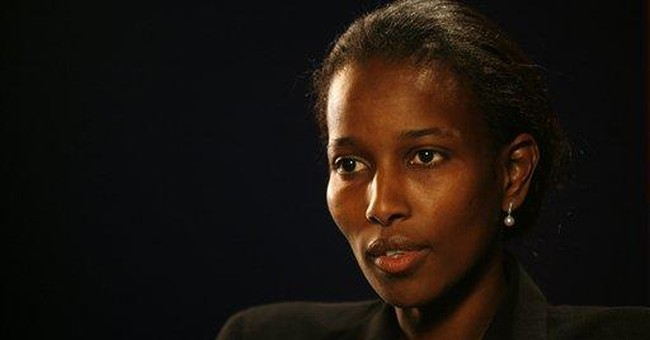Ayaan Hirsi Ali on Charlie Hebdo Attack: We Are Seeing an Islamist, Evil Terrorist Ideology
