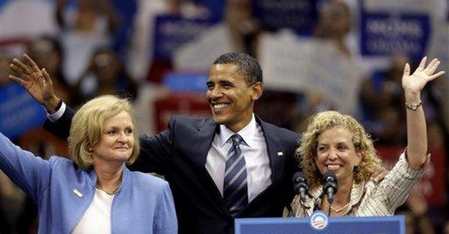 Debbie Wasserman Schultz Is An Obama Problem, Not A DNC Problem