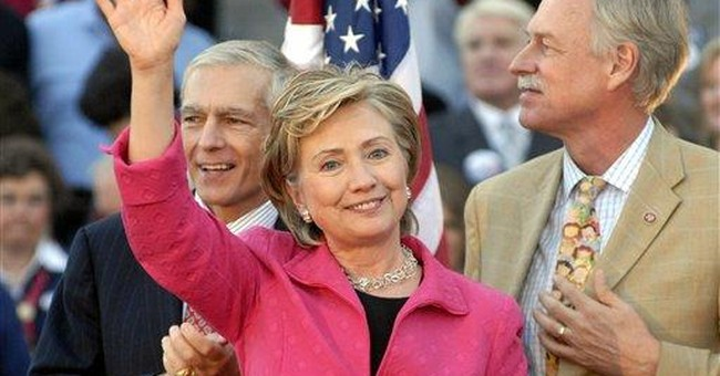 Groups Pressure Hillary to Distance Herself From General Who Called For Internment of American Muslims