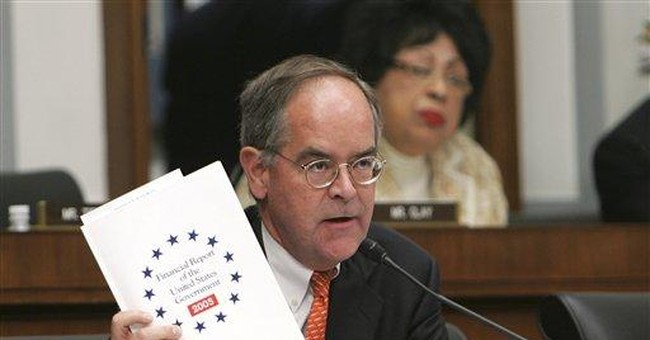 Did A Democrat Congressman Really Just Ask The Postmaster General This Question?