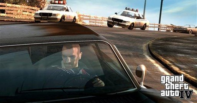 Insanity Wrap Would Never Ban Grand Theft Auto