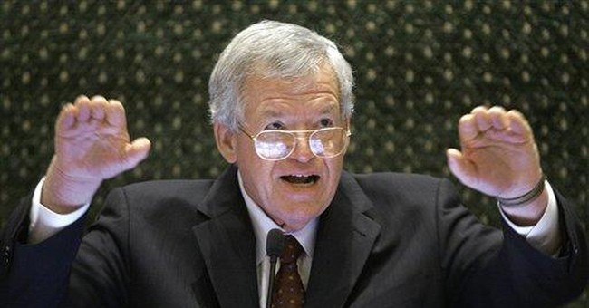 Hastert Indictment: Former Speaker Reportedly Paid Individual Not To Disclose Past Sexual Abuse