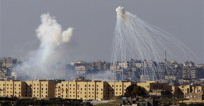 "Obama On Hamas:  ""Hope"" That Murderous Behavior Will ""Change?"""