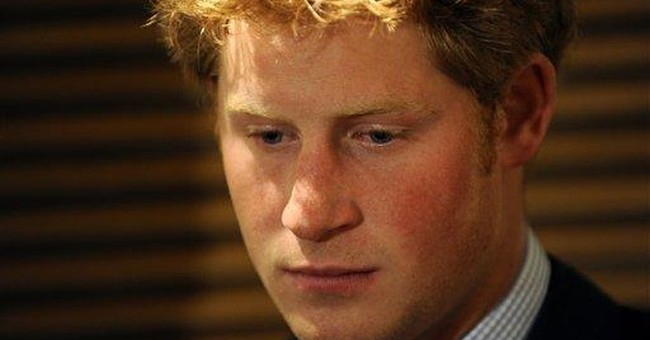 Prince Harry For King