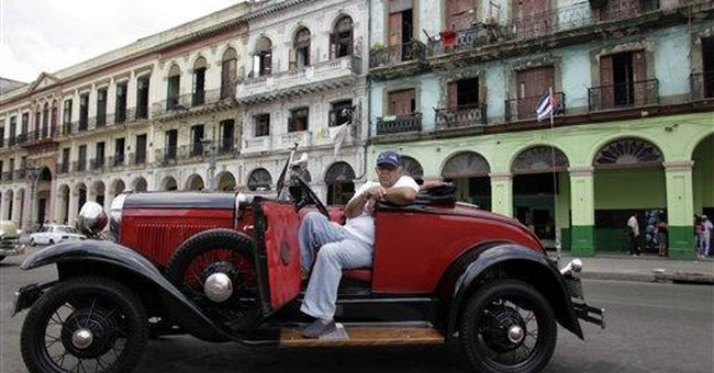 Back to the Future on Cuba