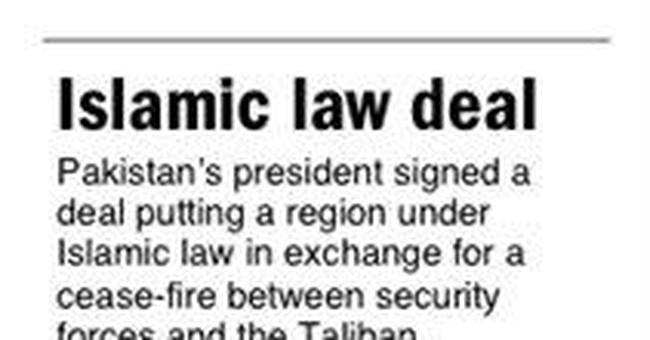 A Nuclear Talibanistan?