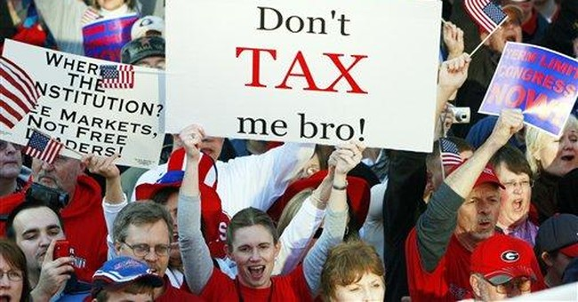 Million Taxpayer March