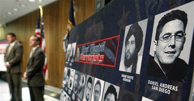 Identifying Domestic Terrorists