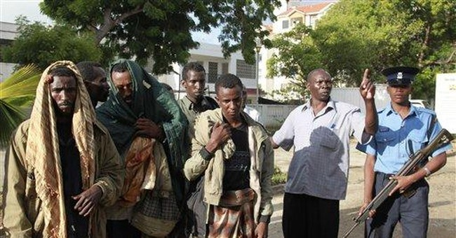 Jury convicts Somali of piracy in yacht hijacking
