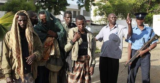 Feds seek death penalty in Somali yacht hijacking
