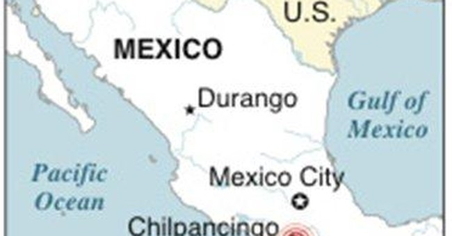 2 injured in Mexico quake have died, mayor says