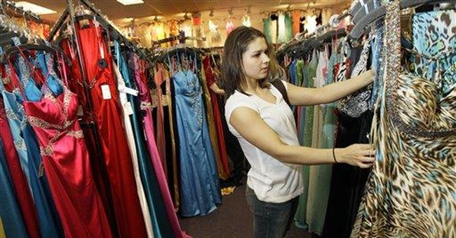 Got $14,000? Pa. retailer has a prom gown for you