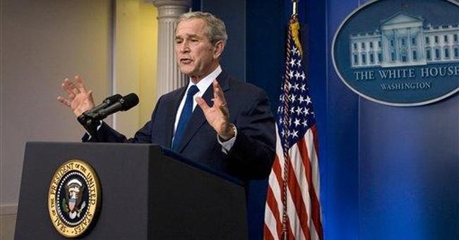 Transcript: George W. Bush's Final Press Conference