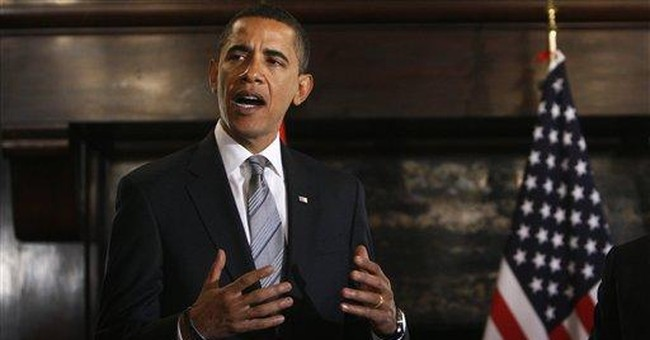 A Truncated Presidential Honeymoon?