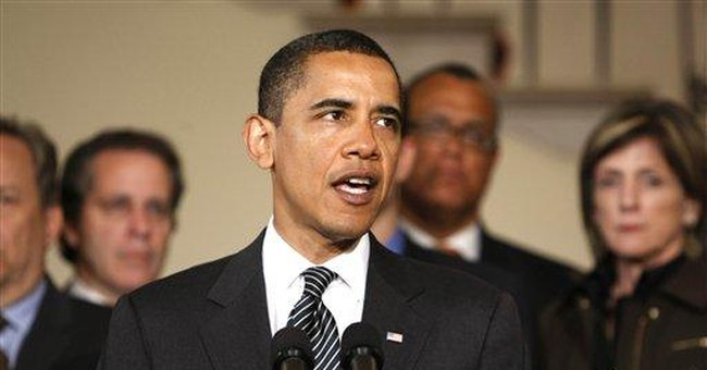Mr. Obama's Enchanted and Selective Righteousness