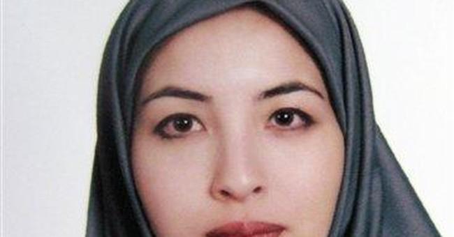 Free Roxana Saberi!