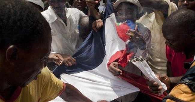 Dominican-Haitians protest government crackdown
