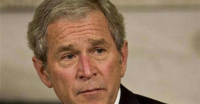 Bush's Imminent Rehab