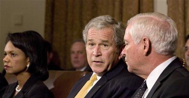 Reflections Upon a Mixed Bush Legacy