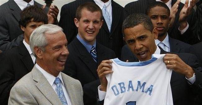 Obama - Qaddafi Coincidence?