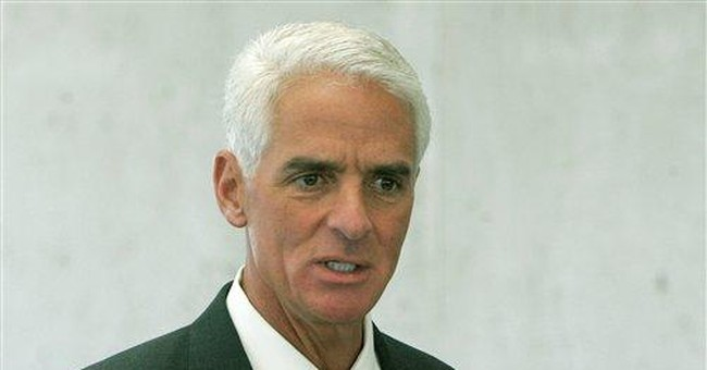 Can Charlie Crist Spread Some Sunshine on the National GOP?