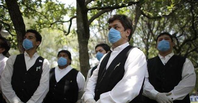 Mexico ups swine flu screening as cases increase