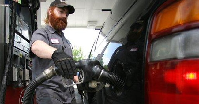 Oil and Welfare Don't Mix