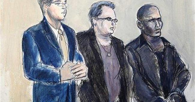 Convicted killer in trouble over newborn sketch