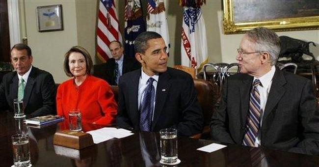 Cold Cash, Hot Democratic Mess