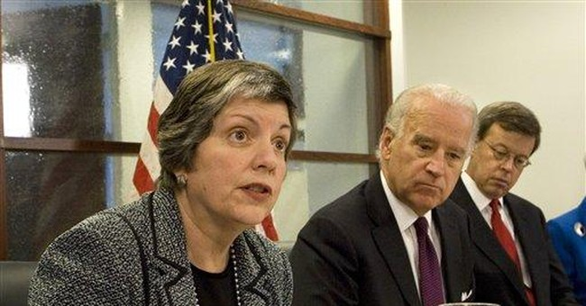 Secretary Napolitano And Pay-To-Play Homeland Security
