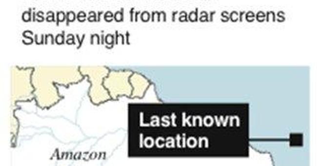 Crews find missing plane in Ariz mountains; 3 dead