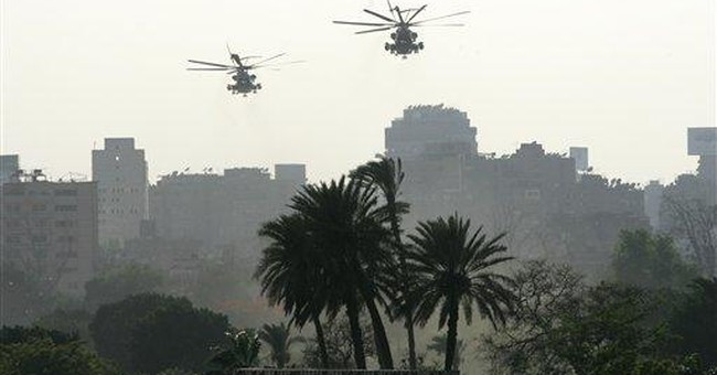 The Speech President Obama Won't Give in Egypt