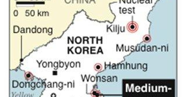 Cooling North Korea's Reactors