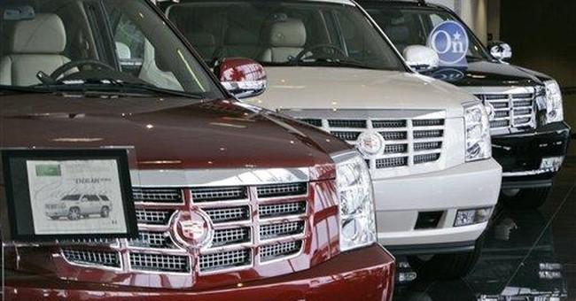 Fact sheet:  2011 Cadillac Escalade