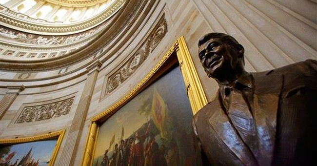 Reagan Unveiled