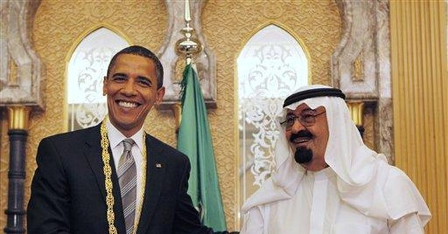 Our Friends, the Saudis?